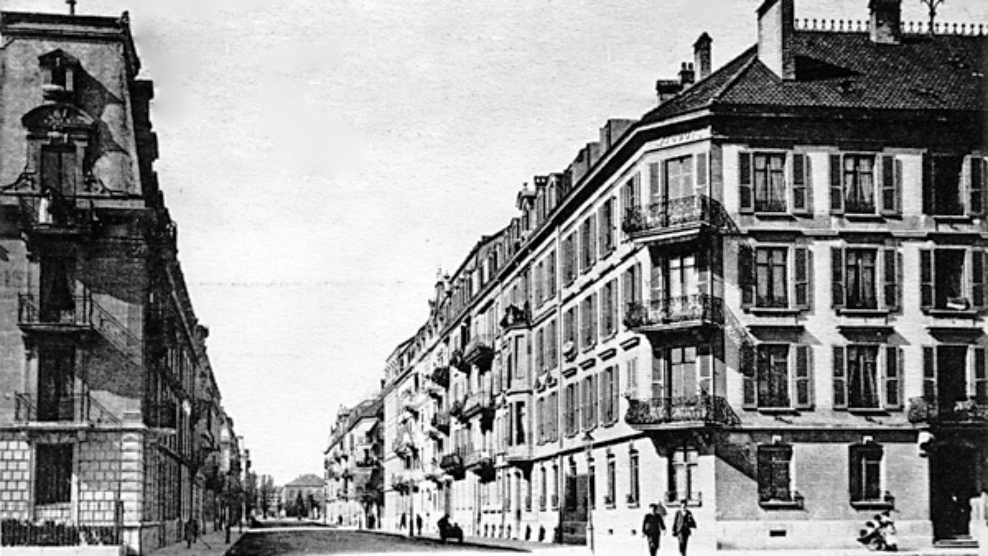 Association de Quartier des Beaux-Arts